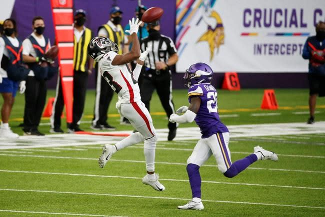 Young and depleted defence giving Vikings growing pains
