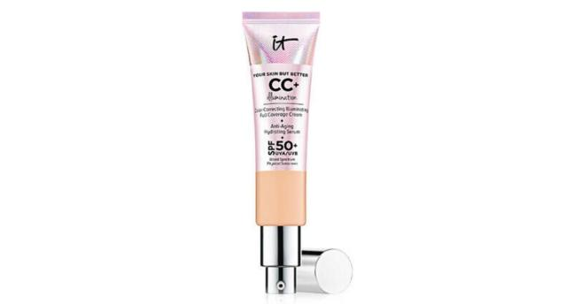IT Cosmetics CC Cream with illumination and SPF