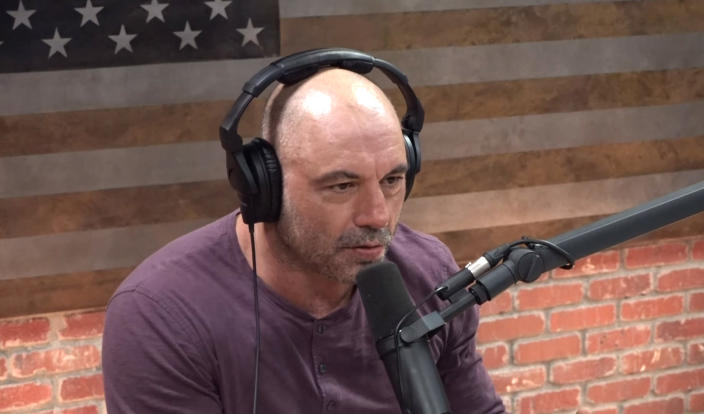"Joe Rogan, host of ""The Joe Rogan Experience."" (Photo: via YouTube)"