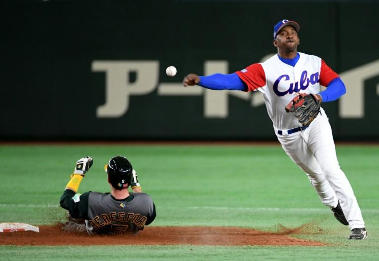 Minnows Israel will take on the mighty Cuba in the second round of the World Baseball Classic in Tokyo on Sunday