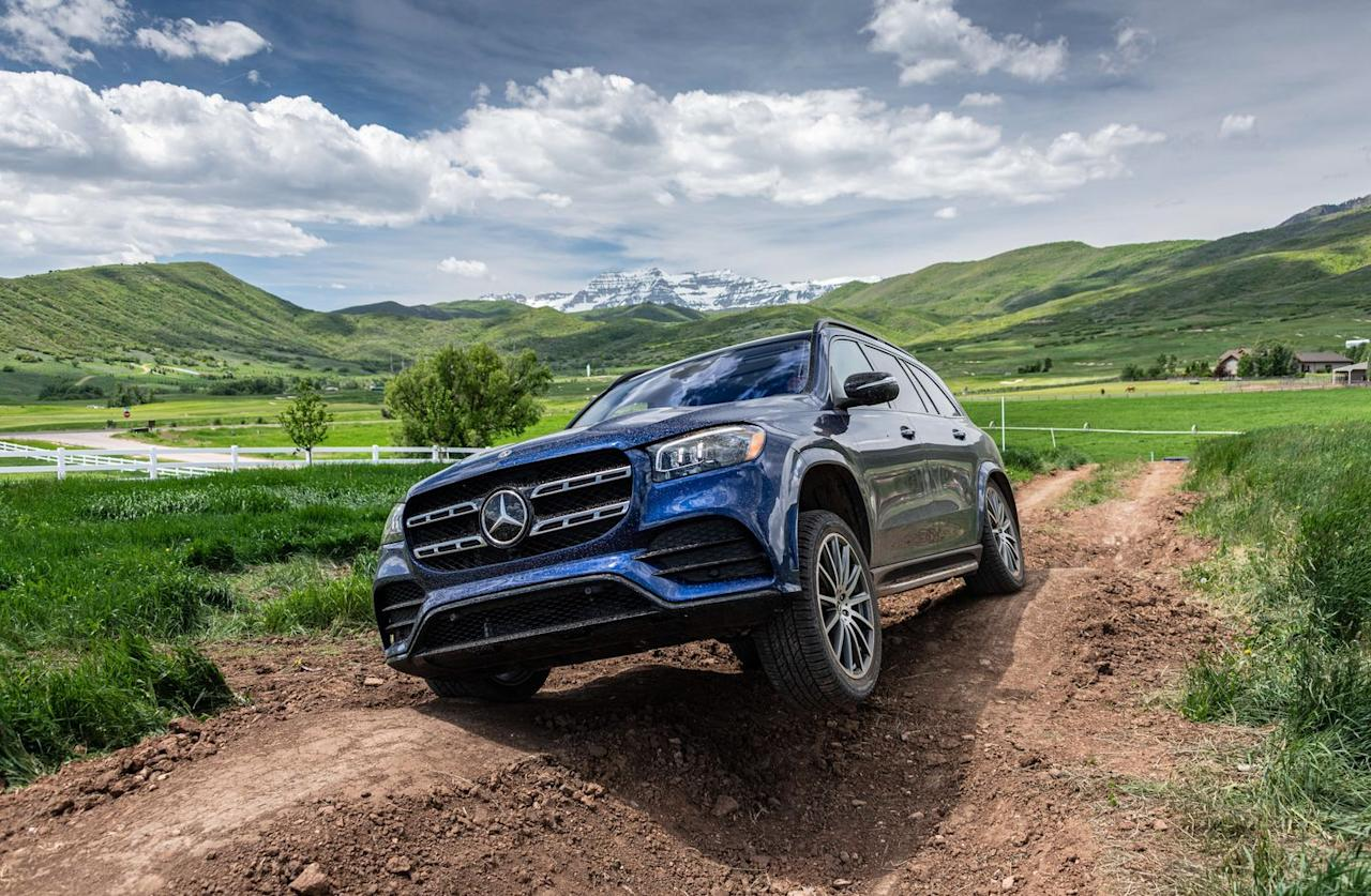 <p>The 2020 GLS is offered with hybridized and turbocharged engines—one with six cylinders, the other with eight. There will definitely not be a diesel version.</p>