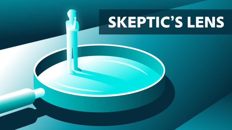 Skeptic's lens: Volatility is a feature, not a bug?