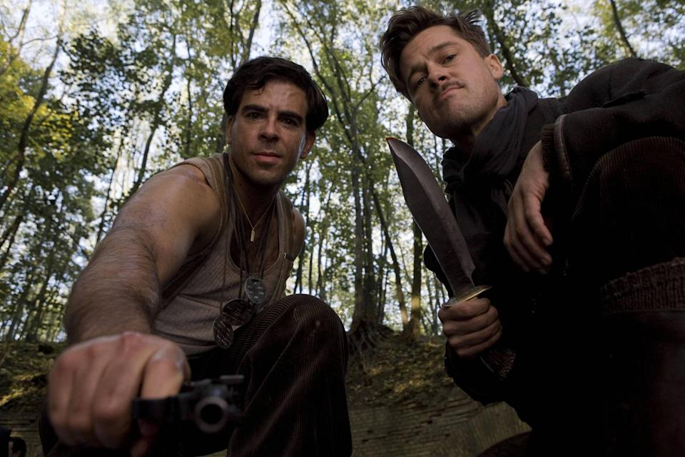 Inglourious Basterds in on the service