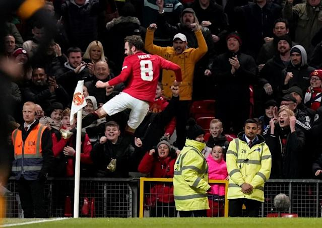FA Cup Third Round Replay - Manchester United v Wolverhampton Wanderers
