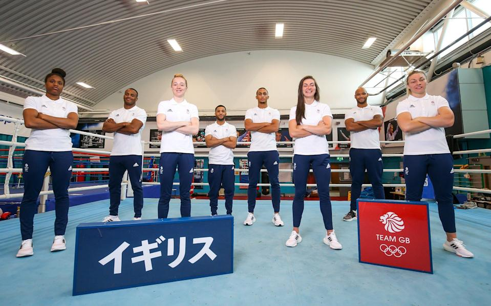 Tokyo Olympics 2020: How British boxing became an Olympic talent factory - GETTY IMAGES