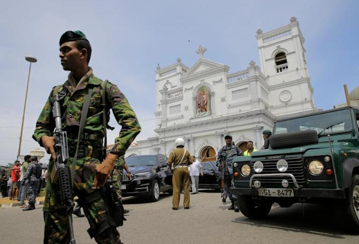 Sri Lanka bombings news: Eight explosions at hotels and churches leave at least 290 dead
