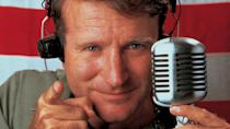 <p> Few actors have careers as diverse as Robin Williams. The comic entertained everyone, from children to adults, and Good Morning Vietnam sees the Oscar-nominated actor at the height of his abilities. Williams plays Adrian Cronauer, a radio DJ for the America armed forces during the Vietnam War. Unfortunately, though, Cronauer's superiors grow more and more annoyed as he gains popularity thanks to his funny announcements and irreverent tone. </p>