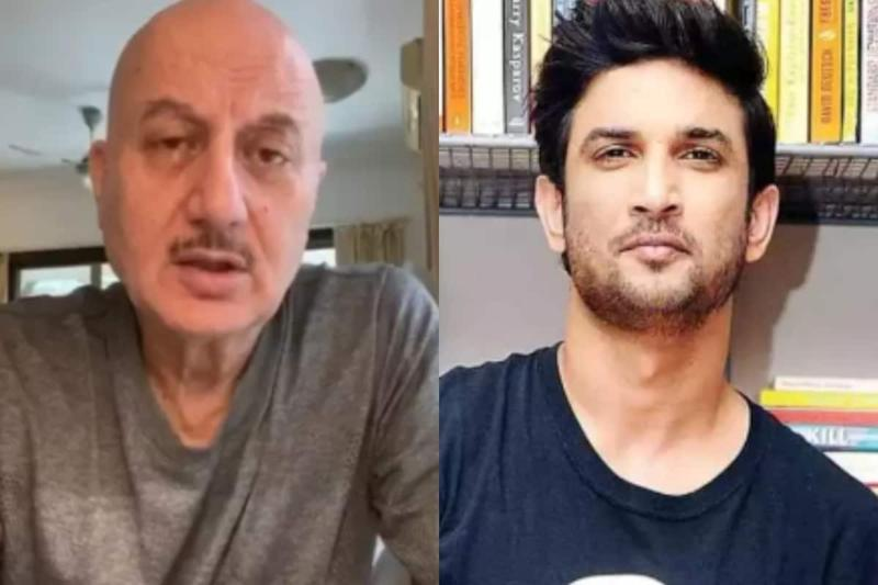 Anupam Kher Tweets Justice For Sushant Singh Rajput, Says 'We Must Know The Truth'