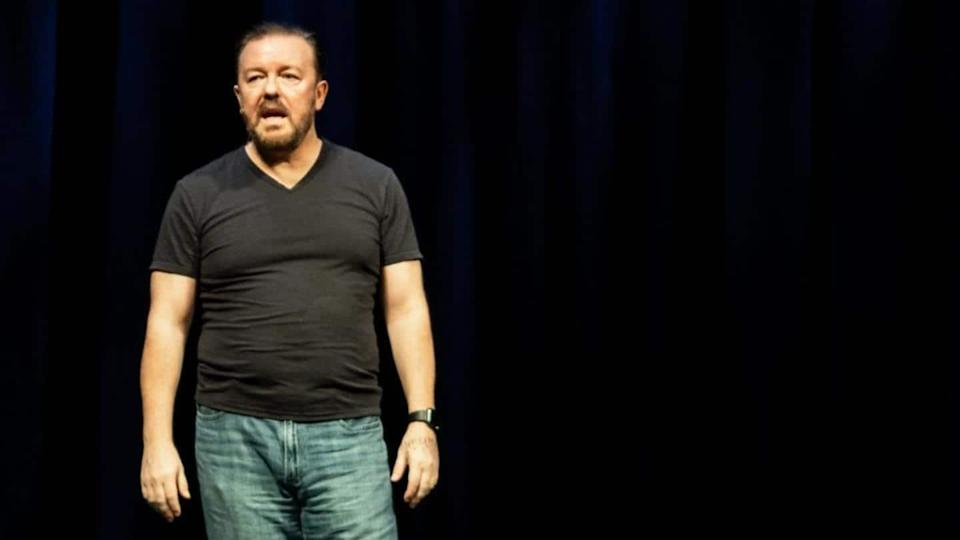 Ricky Gervais turns 60: Celebrating the