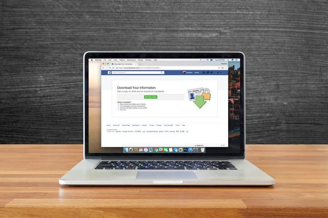 how to download facebook photos header