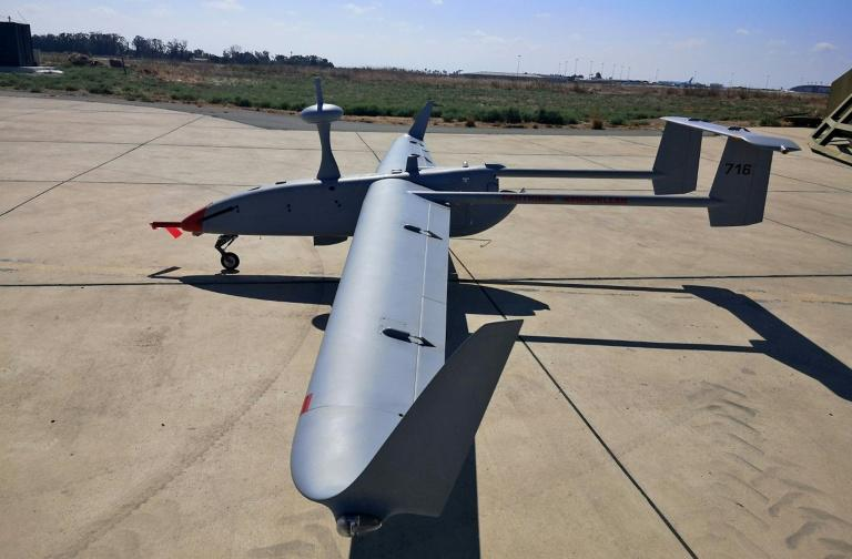 Cyprus has acquired four Israeli-made drones that local media reports said would monitor its waters where energy majors are drilling for natural gas in a zone encroached by Turkish ships