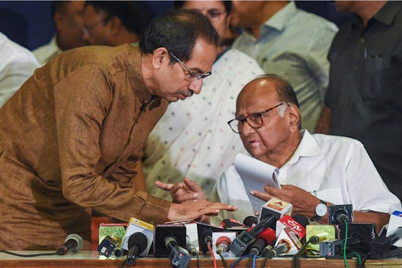 'Only Those Without Work Can Think of Govt Being Unstable': Pawar on President's Rule Rumours in State