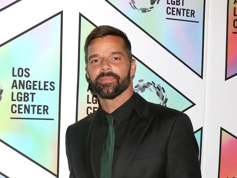 Ricky Martin: 'I didn't start living until I accepted my sexuality'