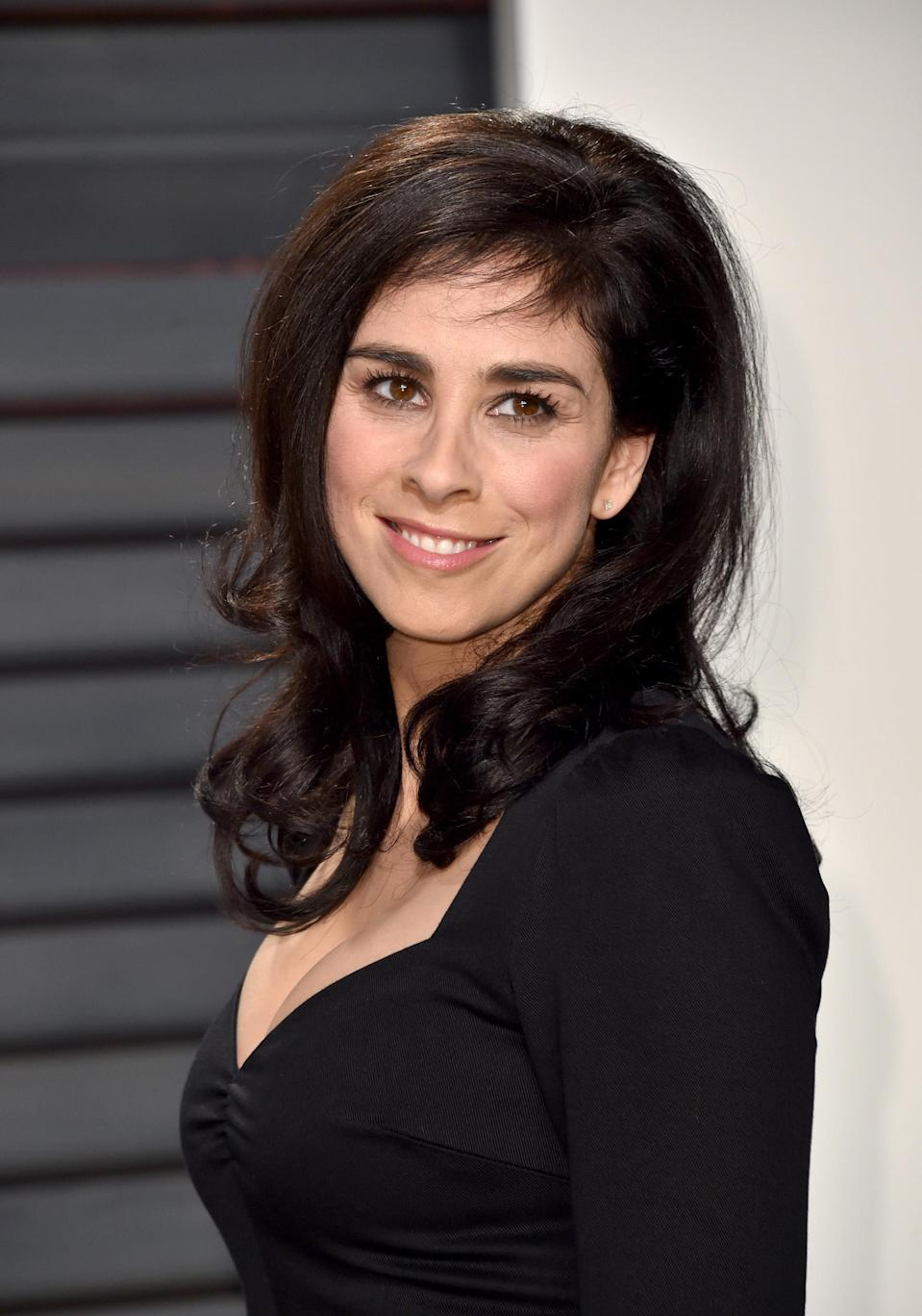 Sarah Silverman (Photo: Getty Images)