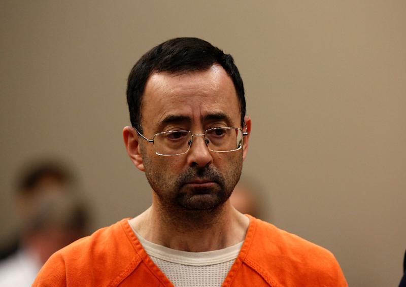 Former USA Gymnastics doctor Larry Nassar admitted to seven counts of sex abuse -- and apologized to his victims in court