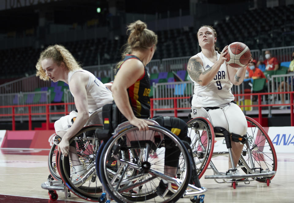 Wheelchair basketball and swimming take centre stage on Day Seven of Tokyo 2020