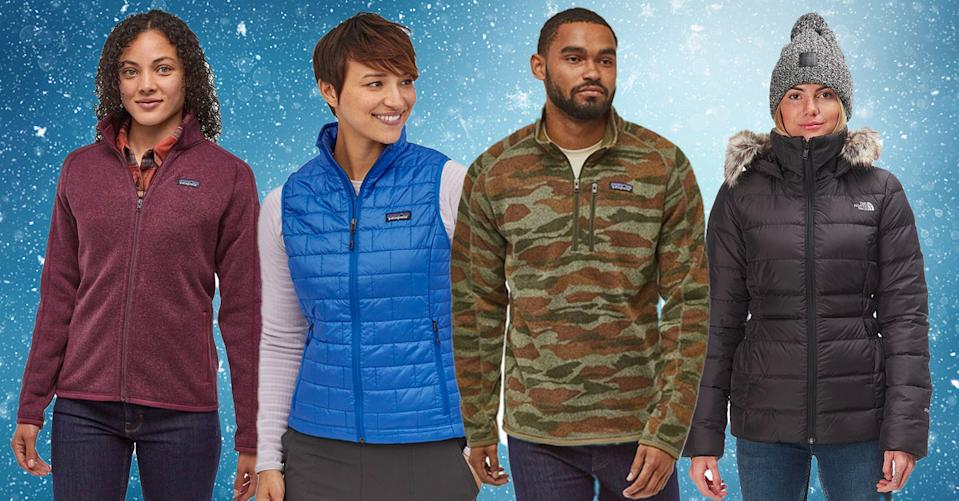 Backcountry is having a major sale on cozy outerwear! (Photo: Backcountry)