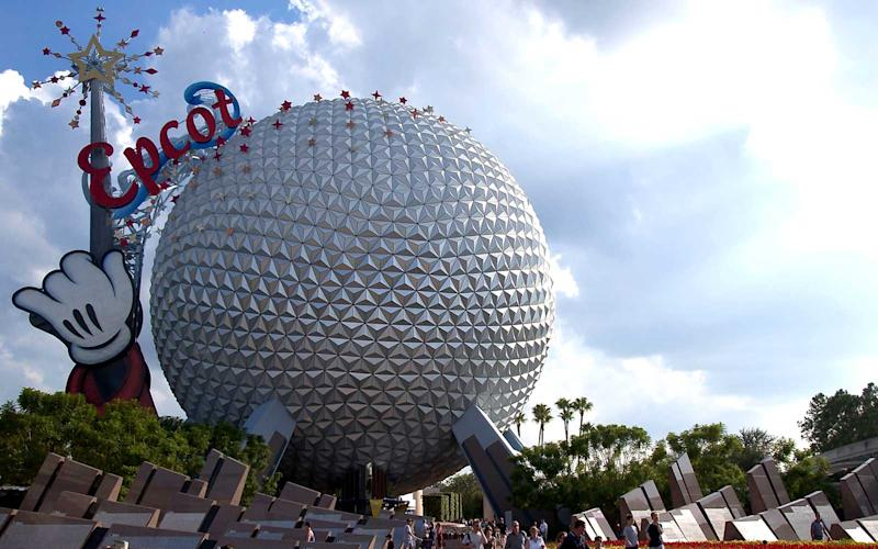 Disney World Worker, 58, Dies in Fall at Epcot's France Pavilion