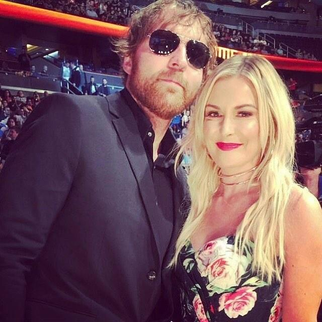 Total Divas Stars Renee Young and Dean Ambrose Secretly Married