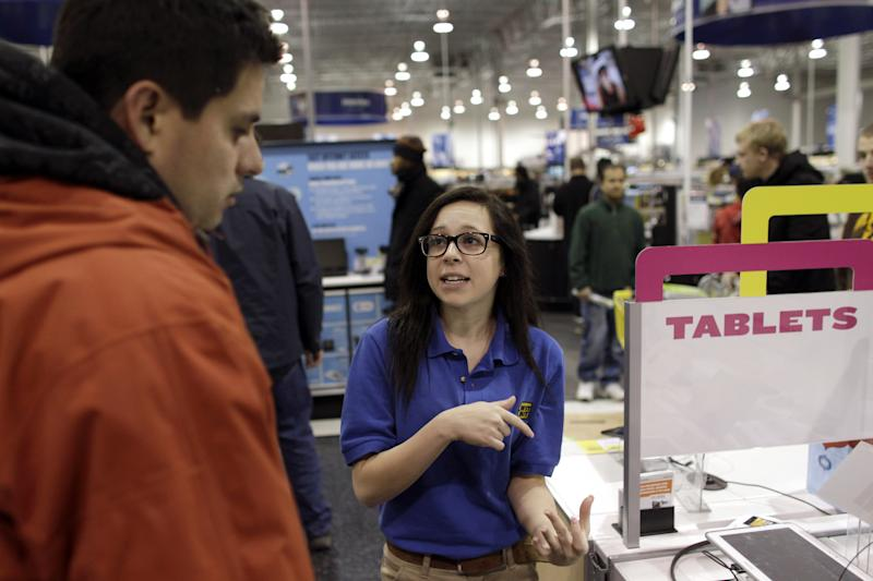 Best Buy to cut 400 jobs at headquarters