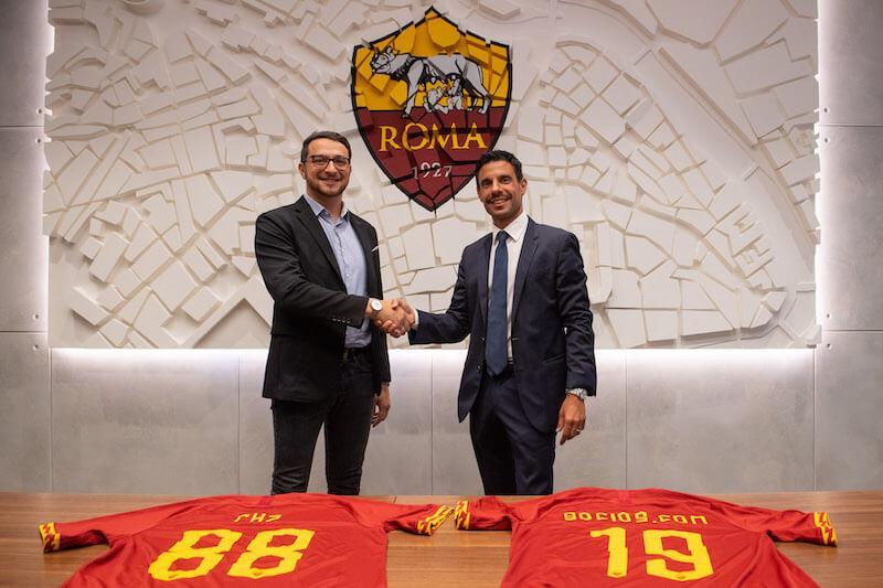 AS Roma signs up with blockchain powered Socios.com platform