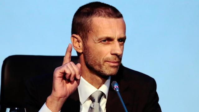 Aleksander Ceferin has defended UEFA's Financial Fair Play intentions and explained why VAR is not ready for the Champions League.