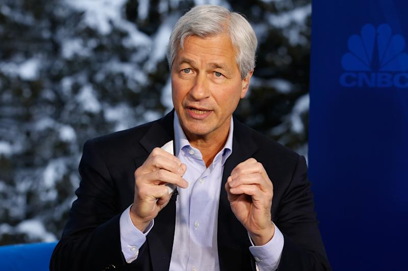 JP Morgan CEO: Donald Trump's Economic 'Sausage-Making' Is About to Start
