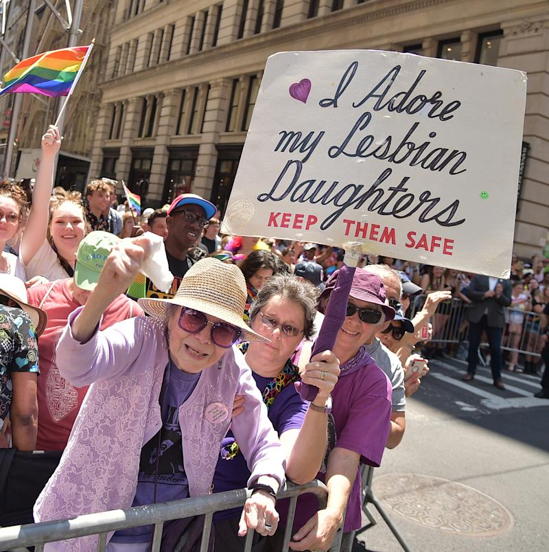 Pride March - WorldPride NYC 2019 (Theo Wargo / Getty Images)