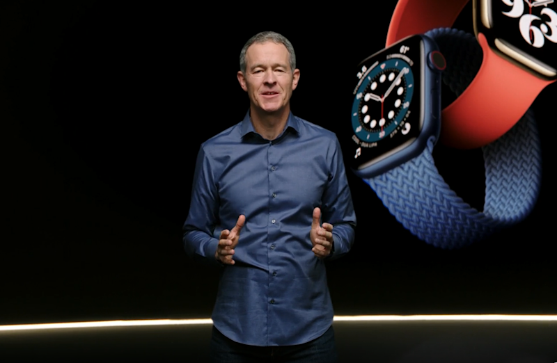 Apple launched new watch models - but no iPhone (Apple)