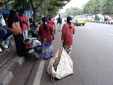 Bengaluru conservancy workers remain unpaid for 5 months; civic officials claim all authorised employees received wages