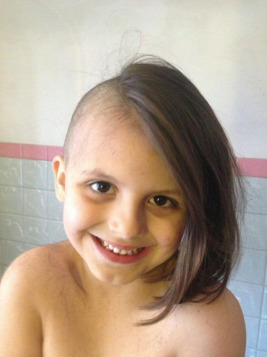 Why One Mom Let Her 6 Year Old Daughter Shave Her Head
