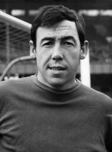 Gordon Banks played most of his career for Stoke City and Leicester City
