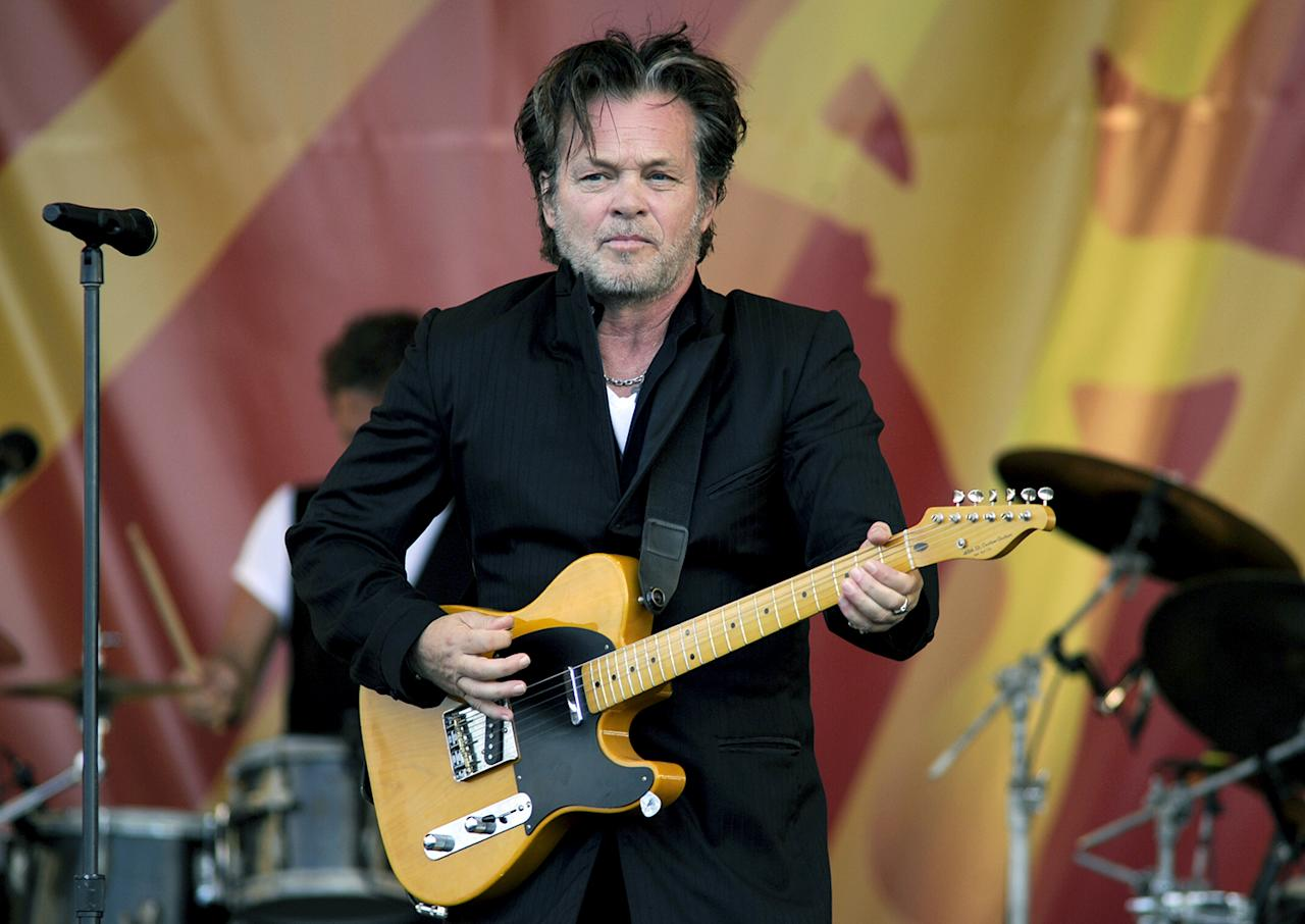 "John Mellencamp: ""Little Bastard"" After dropping ""Cougar"" from his name, Mellencamp apparently thought that he was short a catchy nickname after all, so he adopted ""Little Bastard,"" which reflects not only his famously ornery demeanor but his relative stature. What rarely comes up is that the name was copped from the roadster in which James Dean had his fatal crash. That might seem like tempting fate, but Mellencamp has managed to avoid similarly going up in flames."