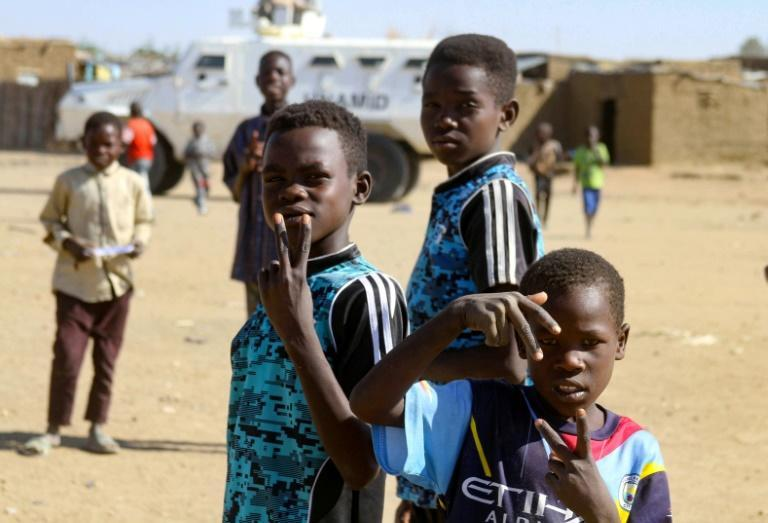 The camps for the displaced in Darfur have been around for so long that some children and even teenagers know no other existence than camp life