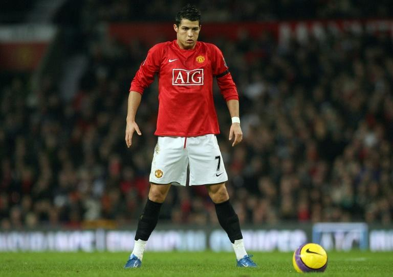 Manchester United announced a deal to re-sign Cristiano Ronaldo on Friday (AFP/PAUL ELLIS)