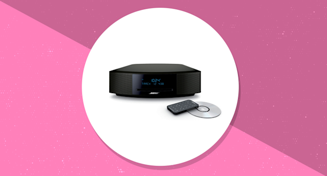 The Bose Wave Music System is on sale for great deal at QVC.