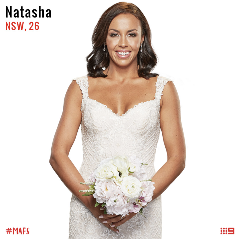 married at first sight bride natasha jayde