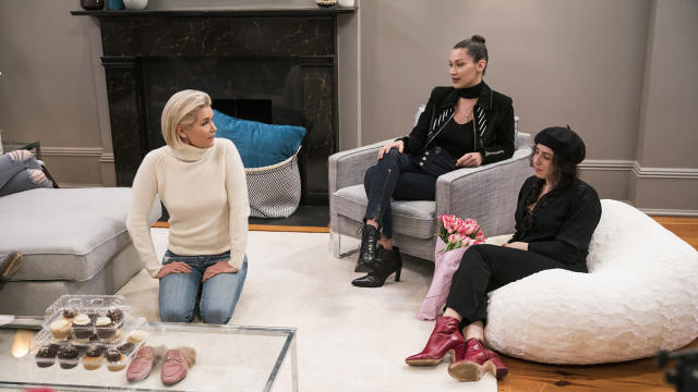 <em>Making a Model with Yolanda Hadid</em> premieres on Jan. 11 on Lifetime. (Photo: Zach Dilgard)