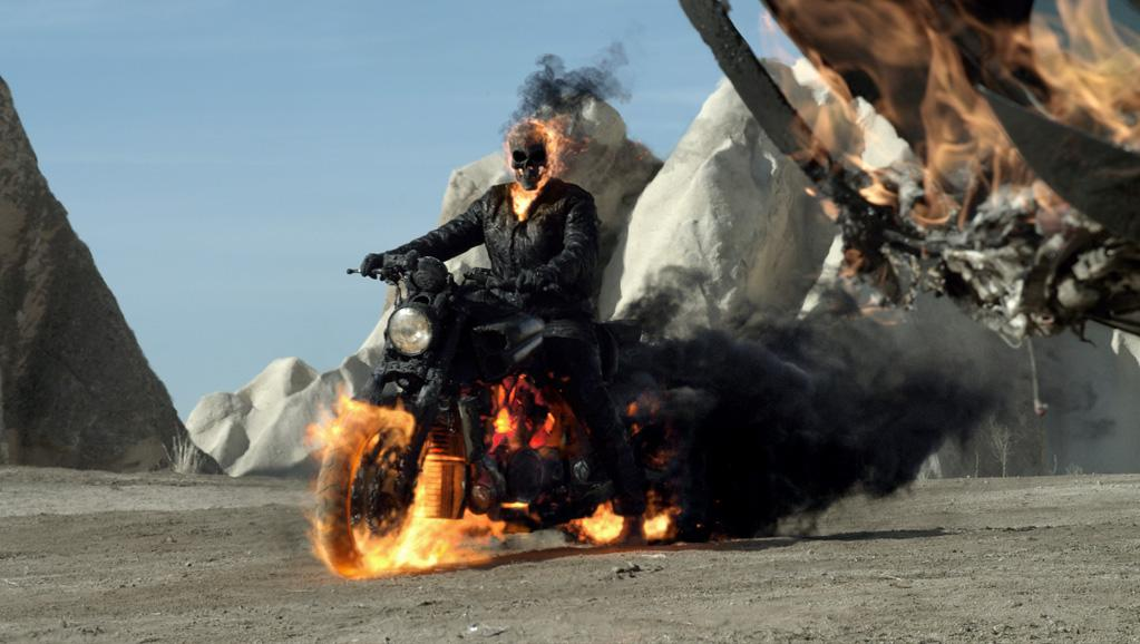 "Columbia Pictures' <a href=""http://movies.yahoo.com/movie/1810067768/info"">Ghost Rider: Spirit of Vengeance</a> - 2012"