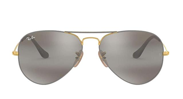 Ray-Ban unisex-adult 0RB3025 Rb3025 Aviator Classic Gradient