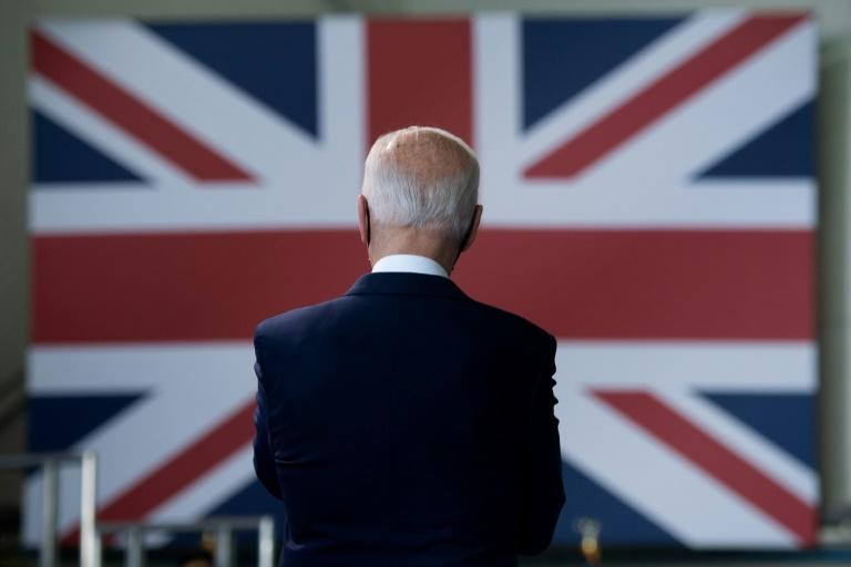 Biden is set to agree a new version of the Atlantic Charter with British Prime Minister Boris Johnson