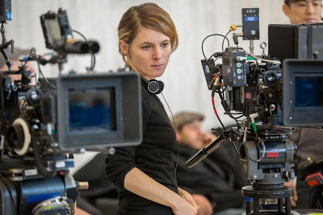 "Amy Seimetz wrote and directed the ""Bria"" portion of <em>The Girlfriend Experience</em> Season 2. (Photo: Starz)"
