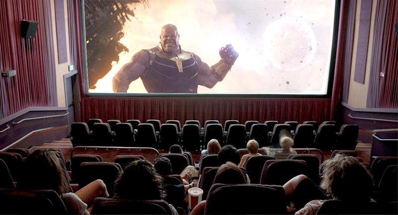 Avengers: Infinity War': Here Are All the Sensory-Friendly Movie Screenings  in the U.S.