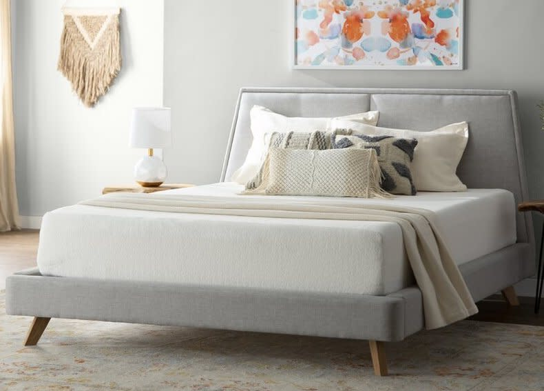 Up your snooze game, affordably. (Photo: Wayfair)
