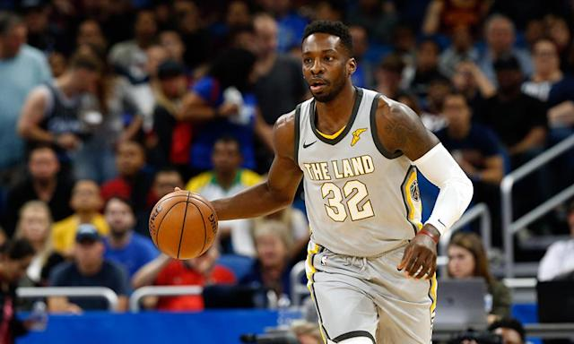 <p>Jeff Green has been to the NBA Finals and hopes that experience can help the Wizards' young players learn what it takes to get there.</p>