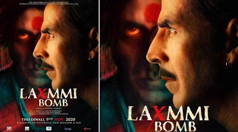 Laxmmi Bomb: Akshay Kumar Starrer To Have A Theatrical Release In Australia, New Zealand And UAE On November 9, 2020!