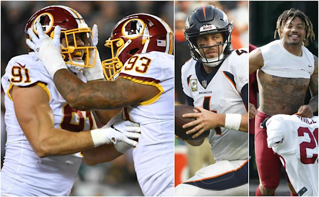 It's March and everybody wants brackets. In Redskins land, that might seem a little weird, but here are the Redskins' most important players, ranked 1 to 16.