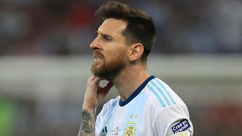 'Inciting hatred' against Messi sees Palestine FA president's appeal rejected by Court of Arbitration for Sport