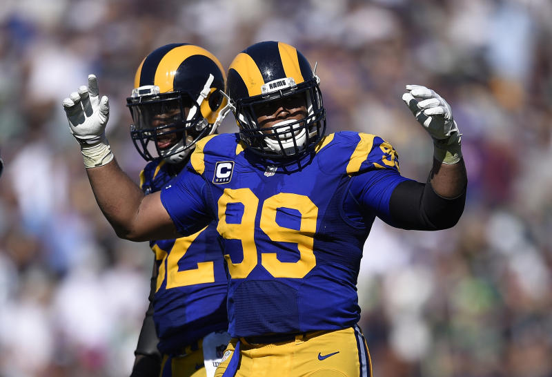 Aaron Donald, Rams On Verge Of Record-Breaking $22M Per Year Contract