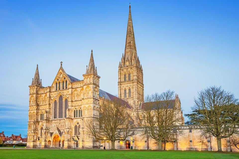 Salisbury Cathedral (Getty Images/iStockphoto)
